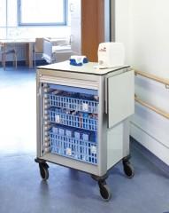 Logistické riešenia pre zdravotníctvo