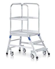 Pojazdné plošinové rebríky
