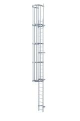 Výstupové rebríky a šachtová technika